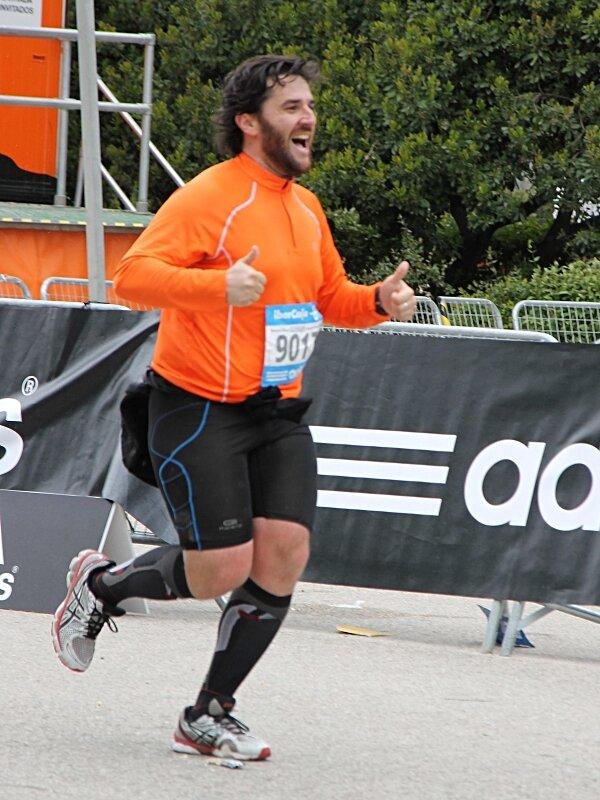 Мадрид. Рок-н-Ролльный марафон. 2013.  Rock-n-Roll Marathon Madrid