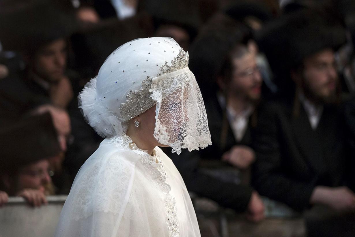 Свадьба Бельзских хасидов