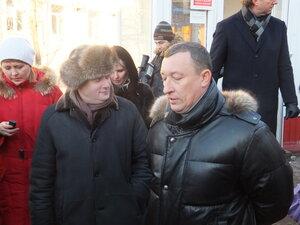 """Депутаты провели рейд по """"пивным точкам"""". 29.01.2013"""