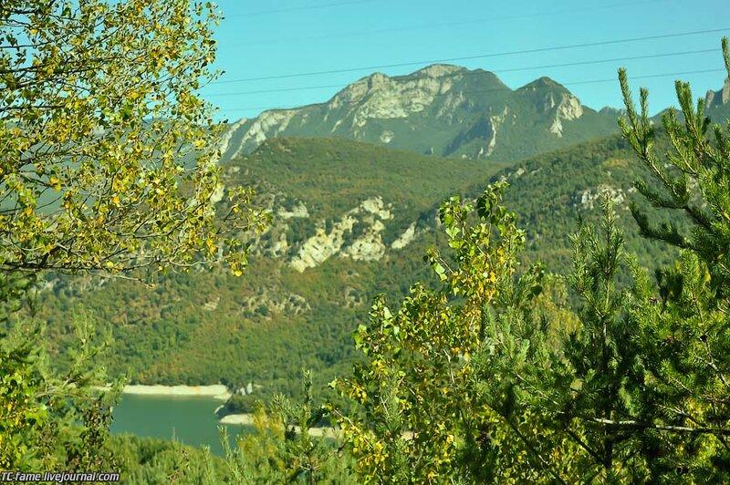 По дорогам Каталонии