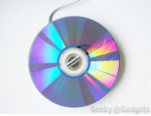 Станция из дисков