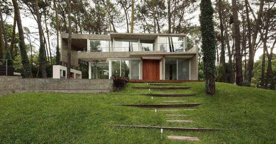 Летний домик в курортном районе Аргентины