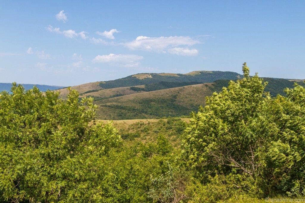 Горы, Кавказ