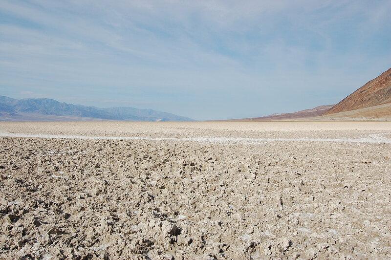 Долина Смерти (Death Valley)