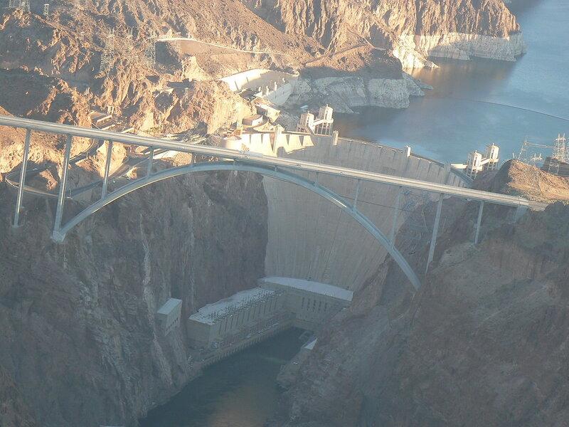 Гранд Каньон (Grand Canyon) Мост через реку Колорадо