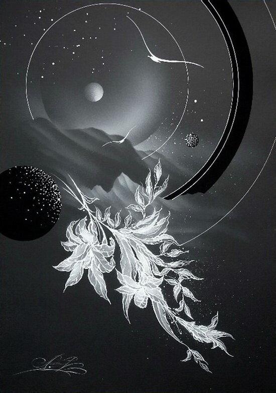 Высокие образы художника - космиста Игоря Алексеевича Анисифорова