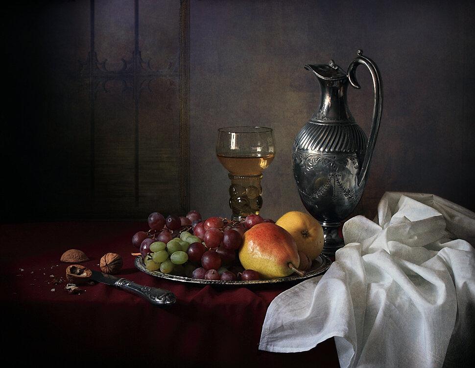 Вино с фруктами