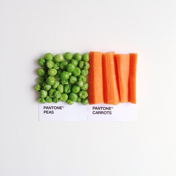 Палитра еды