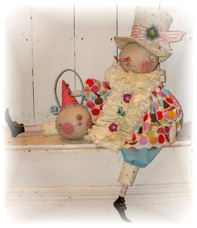 тыквоголовые куклы