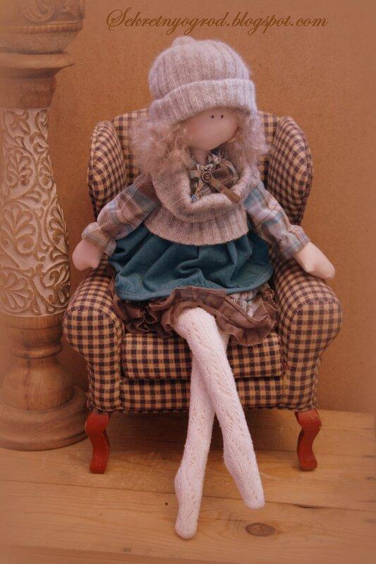 фотография куклы