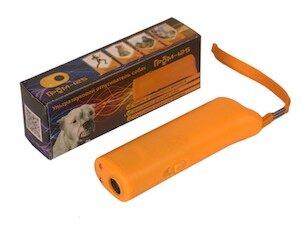 Электронный отпугиватель собак или помощник на все случаи жизни!