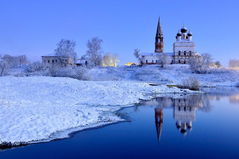 русские зимние пейзажи фото узоре здешних границ