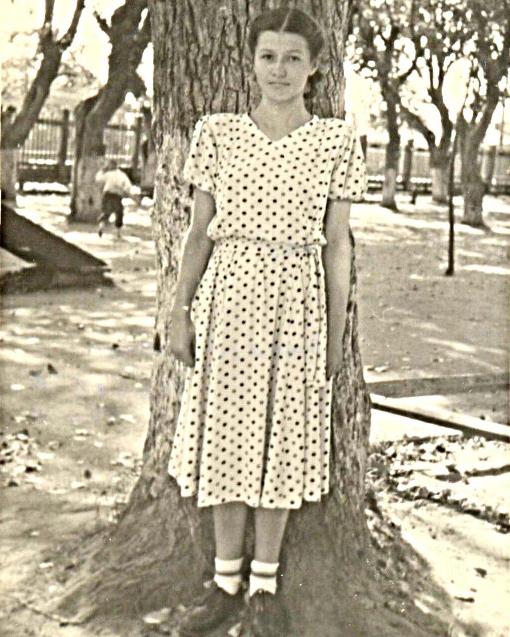30. Башурина Ю. в 1955 году