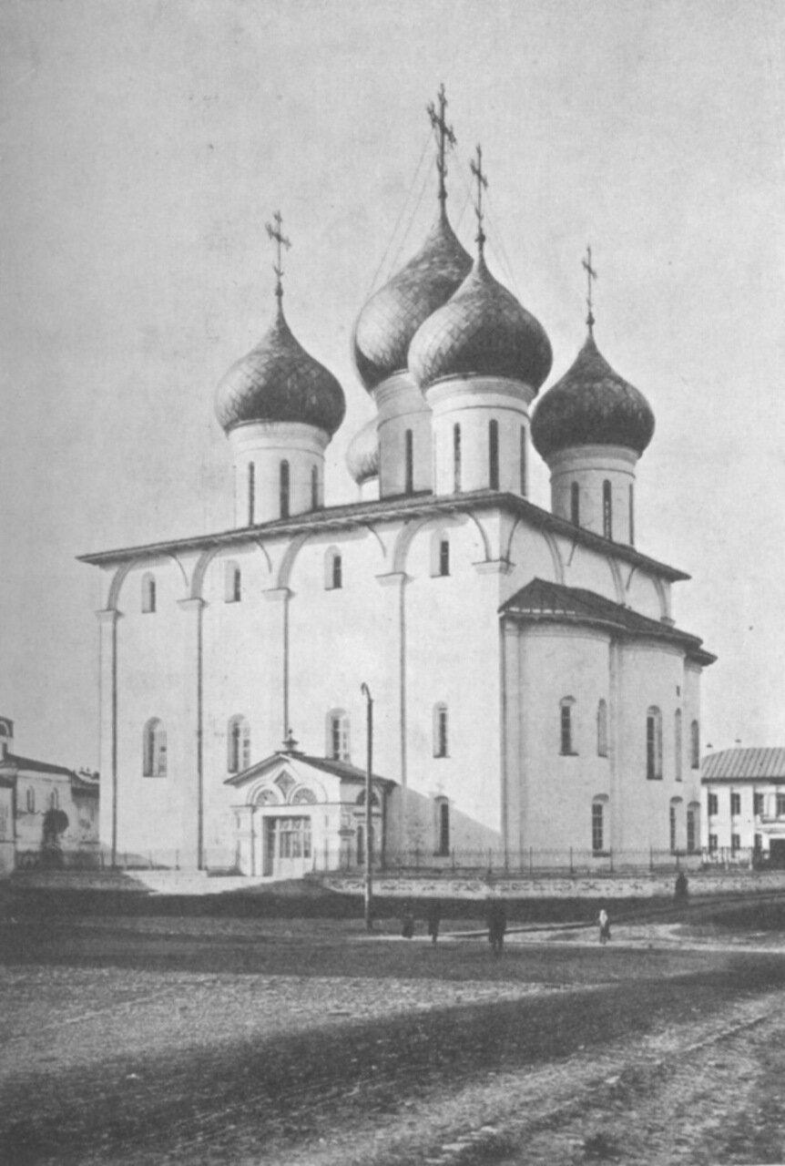 Колокольня Владимирской церкви