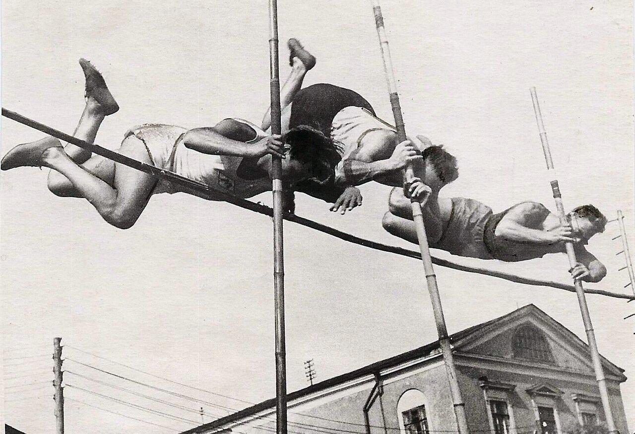1951 г Москва. Бывшая усадьба Разумовского на Гороховом поле