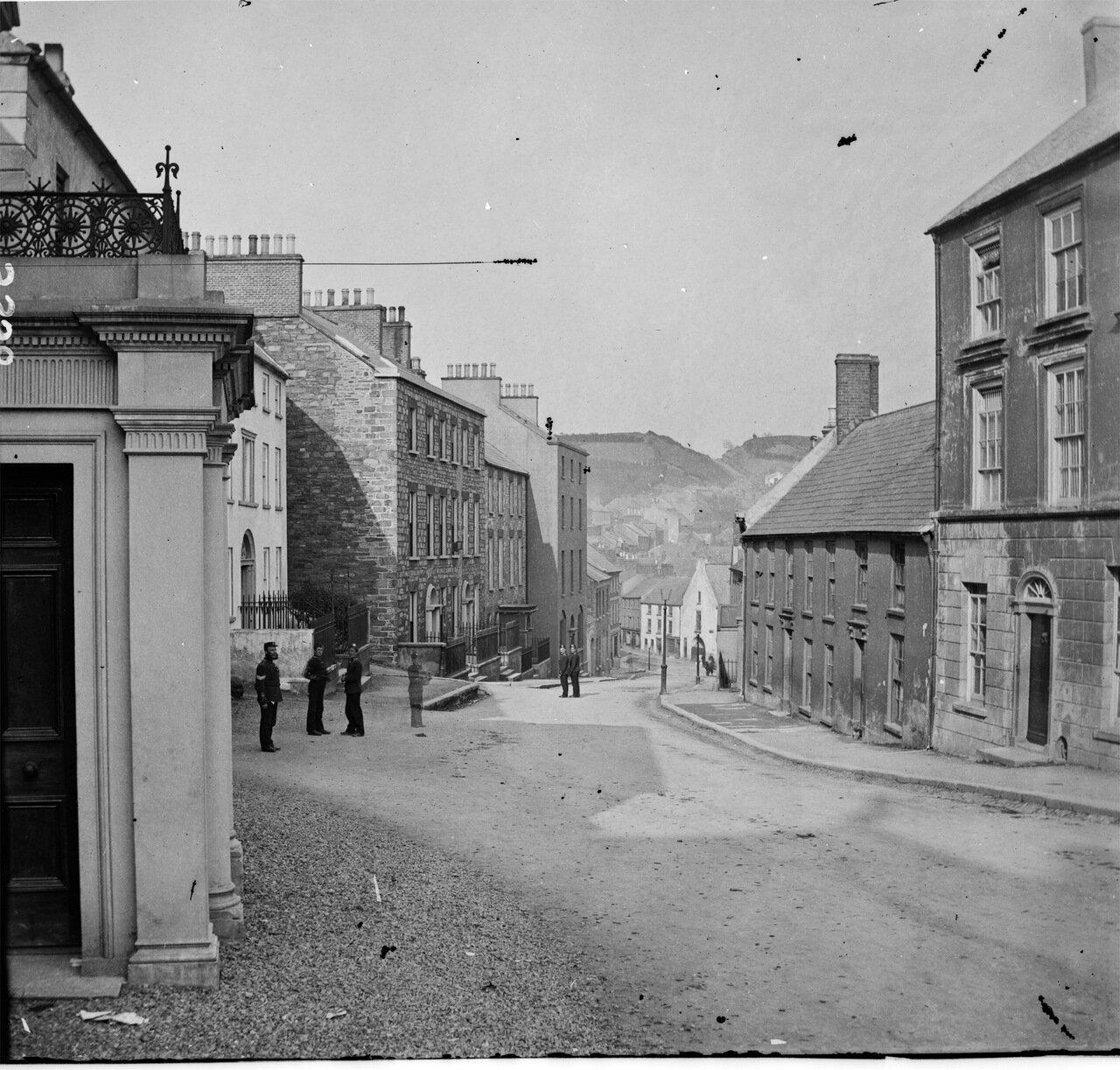 Даунпатрик. начало 1880-х.