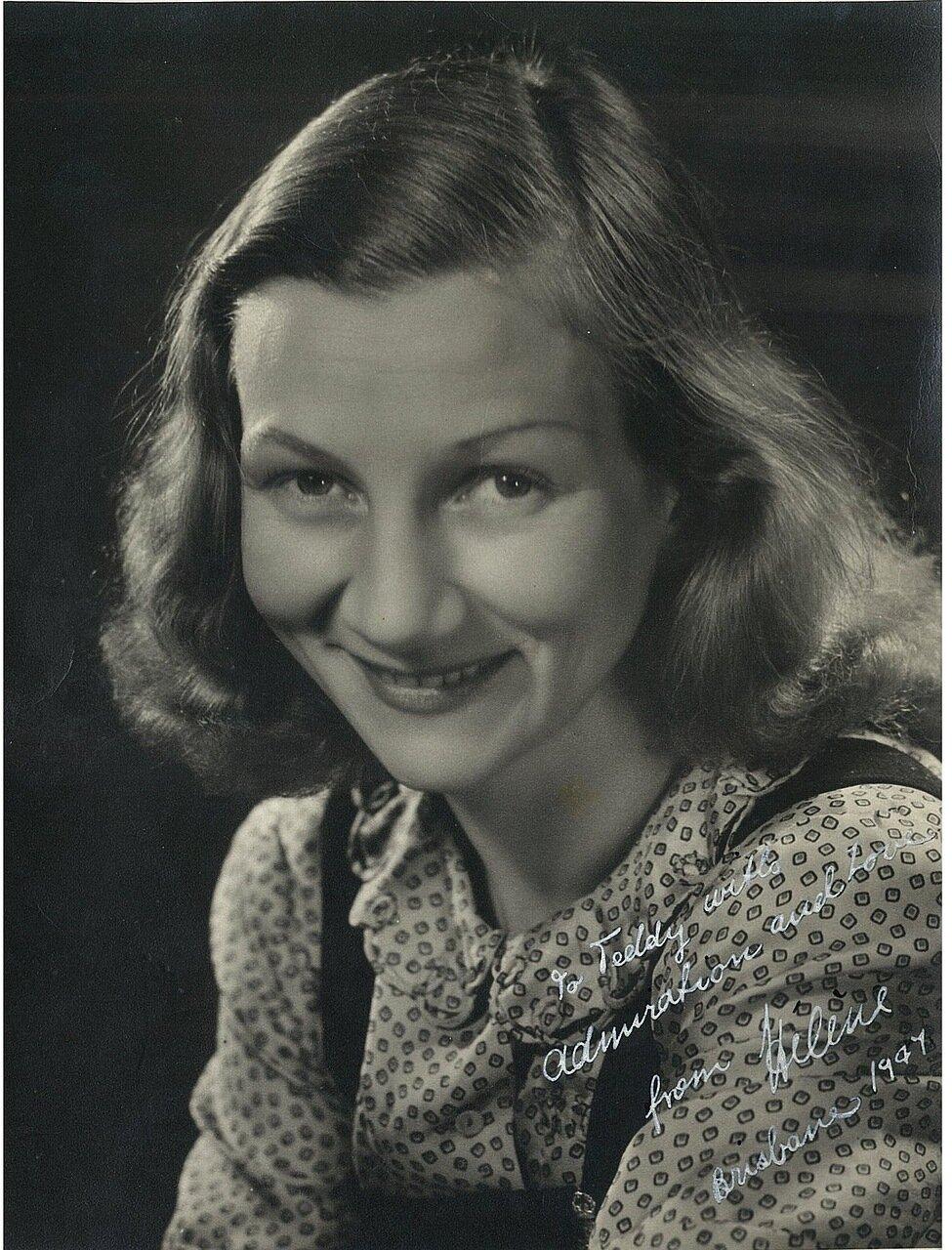 Элен Кирсова. 1941