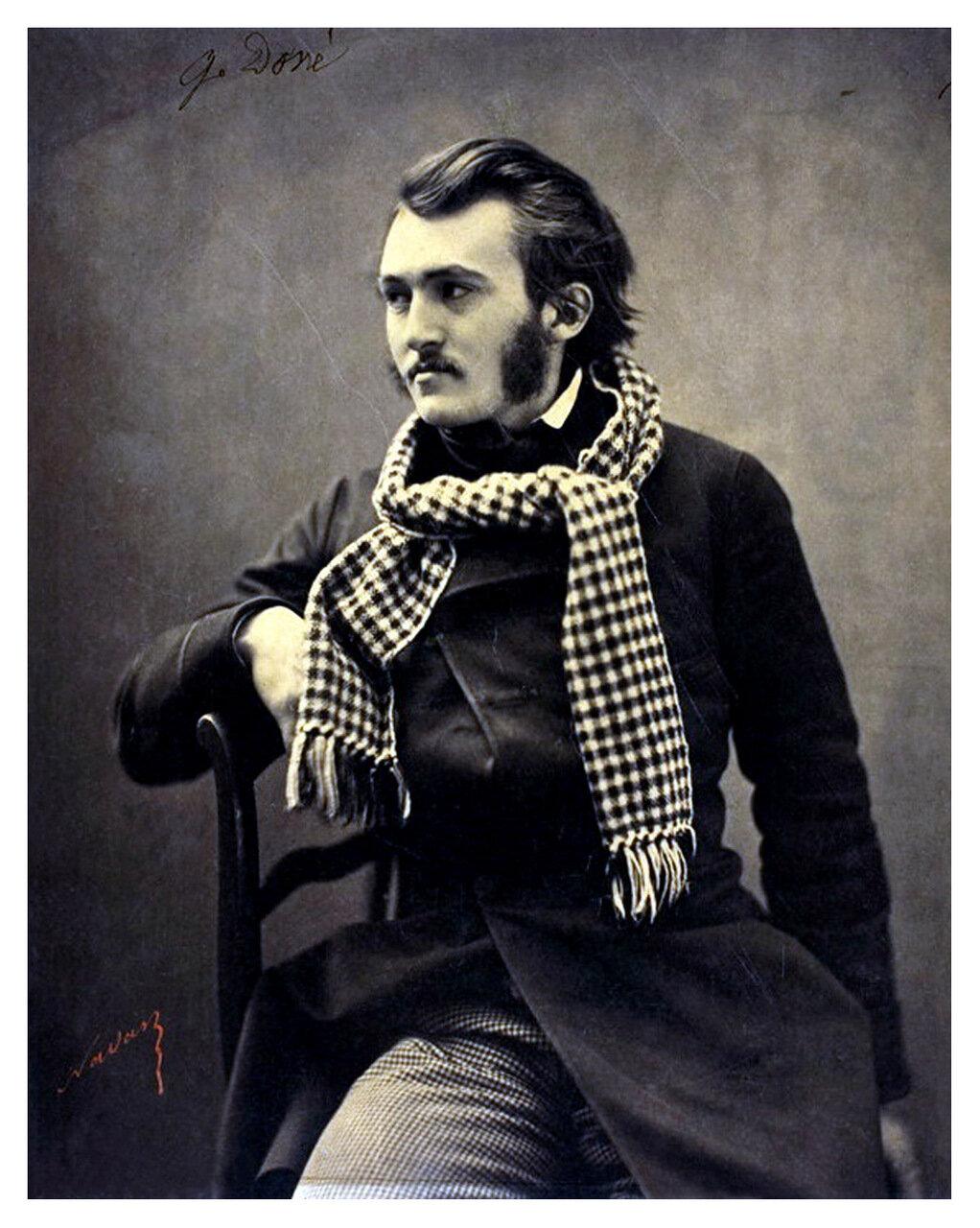 Гюстав Доре.1855-1859 гг.