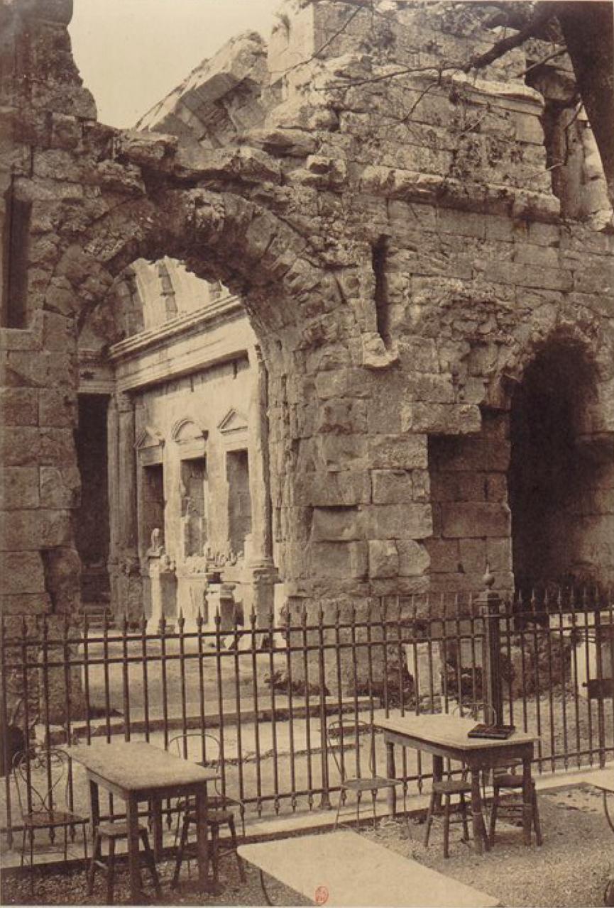 1860. 04. Храм Дианы