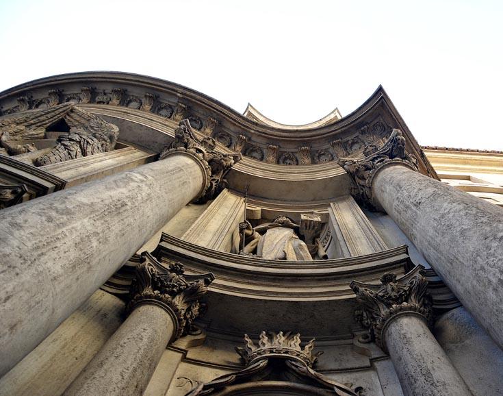 Сан Карло у 4 фонтанов, Рим