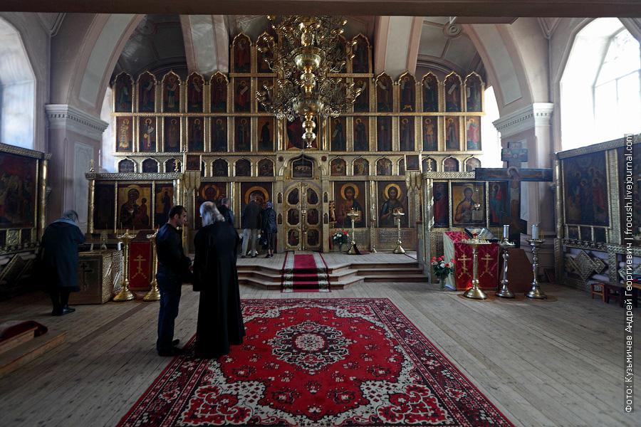 Старообрядческая церковь в Казани