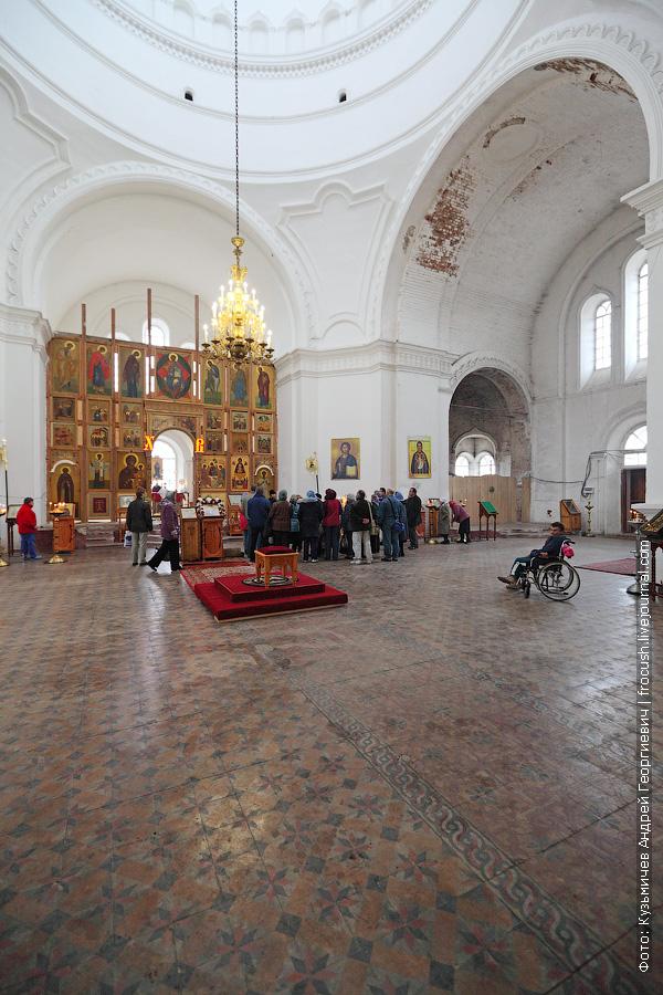 Троицкий собор в Уржуме фото