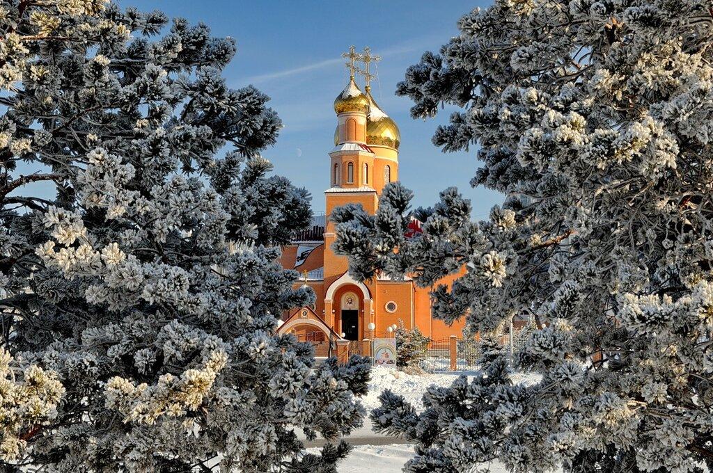 Свято Никольский Храм в Темиртау!