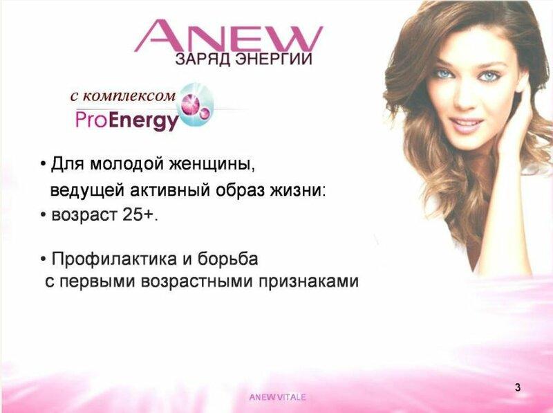 Новая серия Anew
