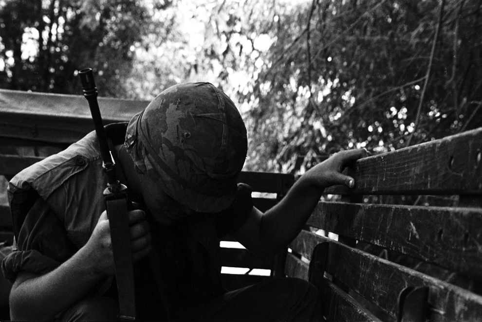 Война во Вьетнаме глазами солдата