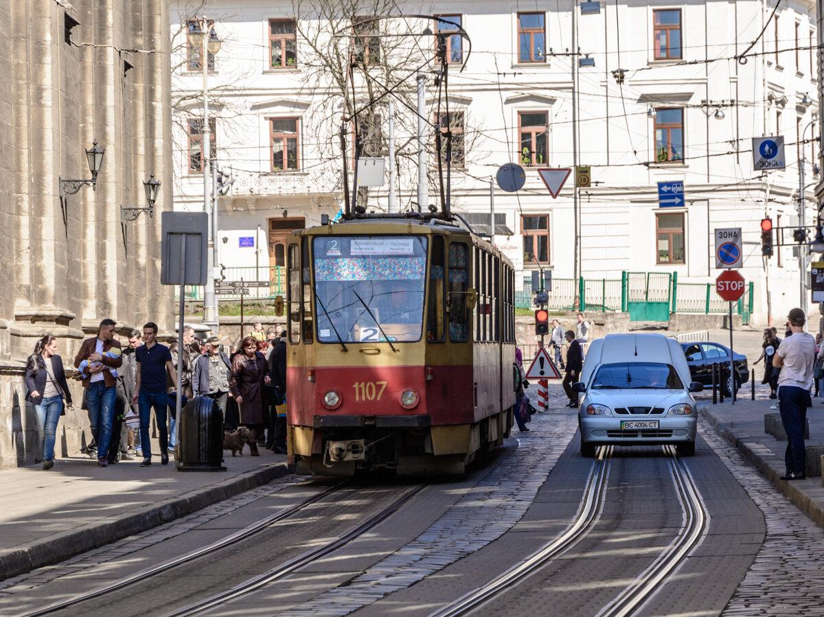 Львовские трамвайчики