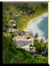 Сейшелы. О. Маэ. Banyan Tree Seychelles