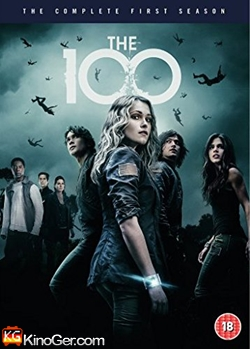 The 100 Staffel 1-4 (2015)