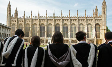 Обучение в Кембридже