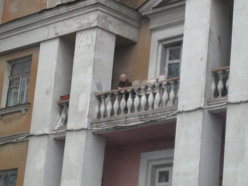 Другая хранительница сталинского дома