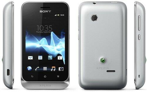 Sony Xperia tipo Dual (источник: e-katalog.ua)