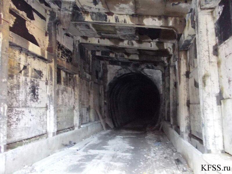 тоннель 4