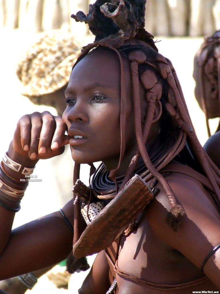 Сиськи женщин с африканских племен 17 фотография