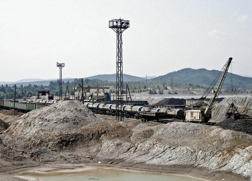 Металлургический завод Карабаша