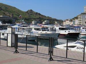 Балаклава - катера, яхты, корабли