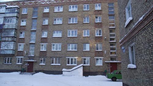 Фотография Инты №2994  Куратова 40 и Воркутинская 2 01.02.2013_13:05