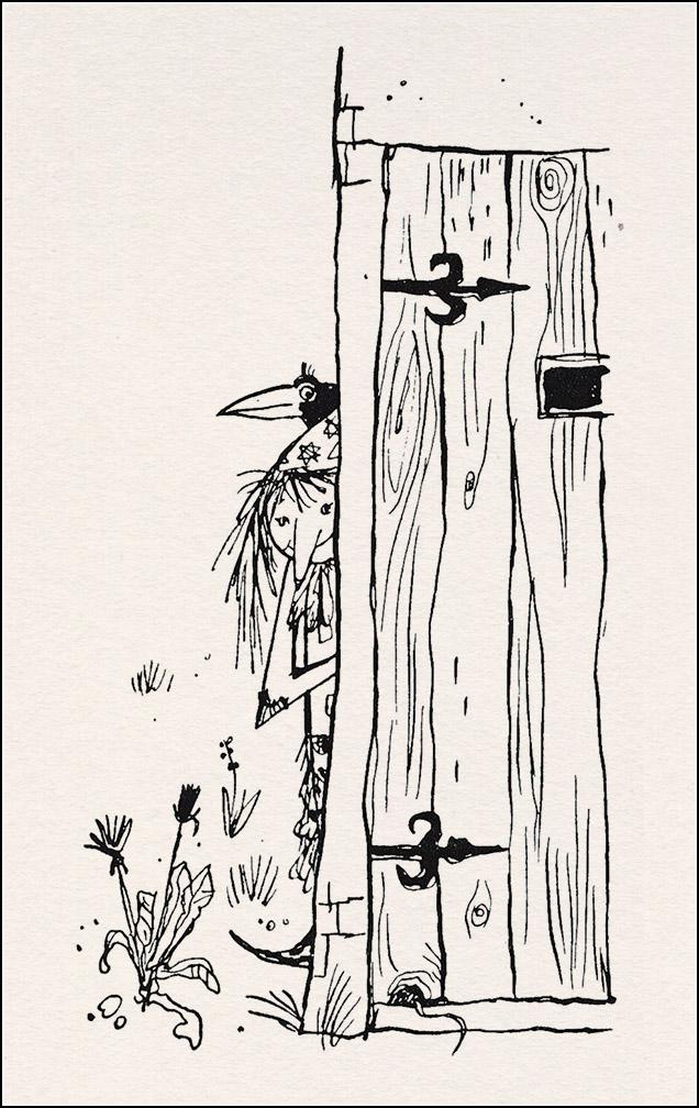 Winnie Gebhardt-Gayler, Otfried Preussler, Die kleine Hexe