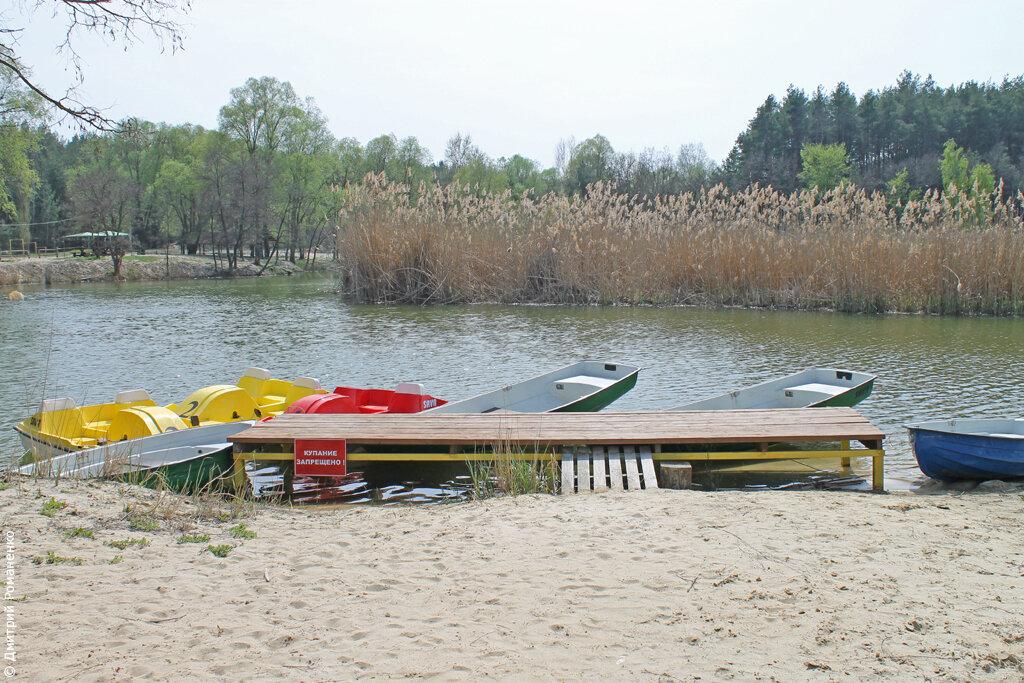 Ольшанец - парк Белгорода. Заказ беседок