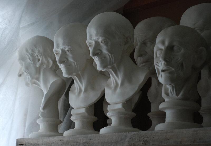 Своими руками статую из гипса в