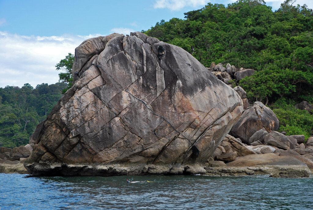 Острова вокруг ко Липе