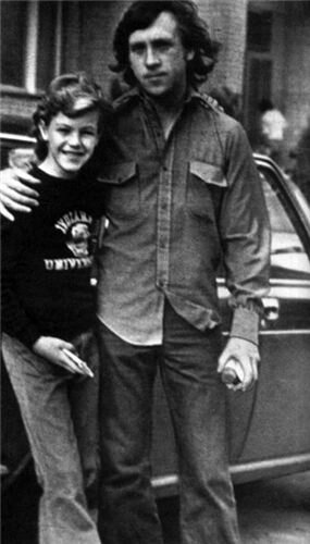 """""""Место встречи изменить нельзя"""", 1979 год. Фото из архива Сергея Дёмина."""