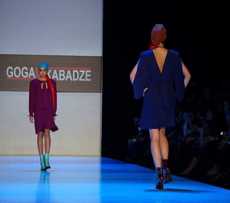 0 81764 99d09a84 XL Goga Nikabadze на Mercedes Benz Fashion Week