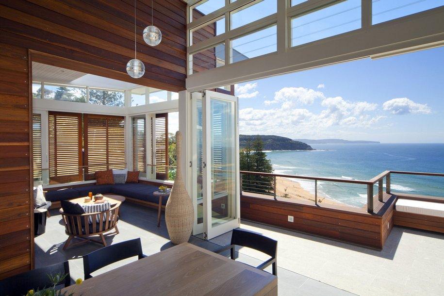 Частная резиденция с видом на океан в Палм Бич