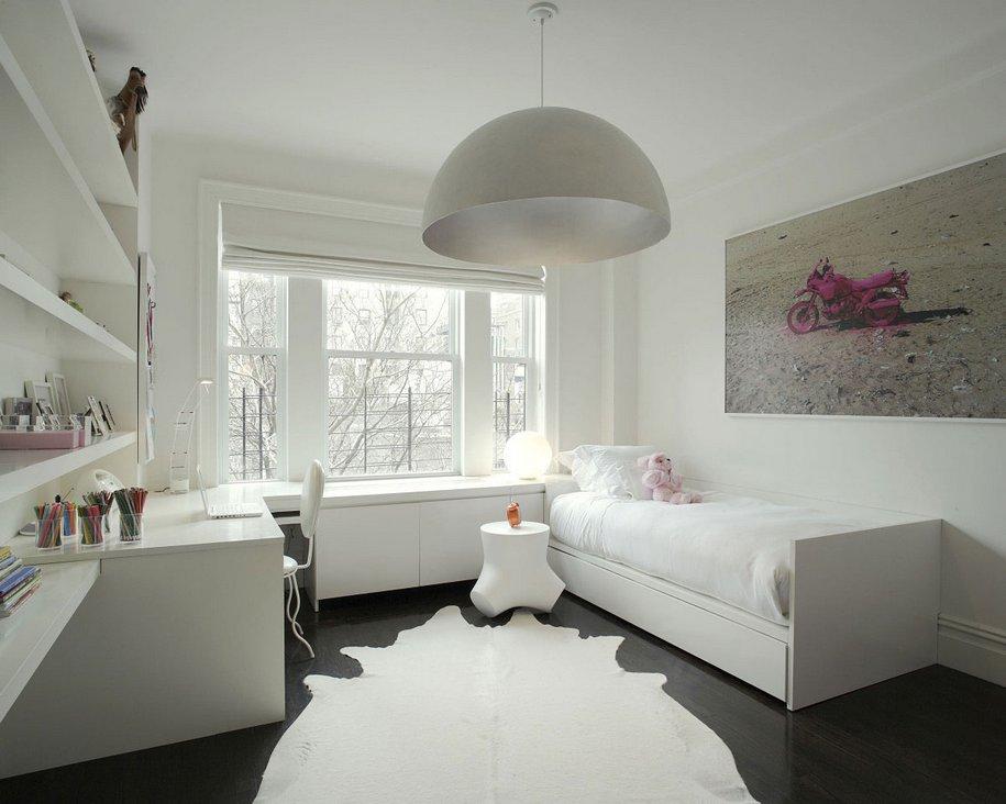 Современная квартира в Нью-Йорке от De-spec