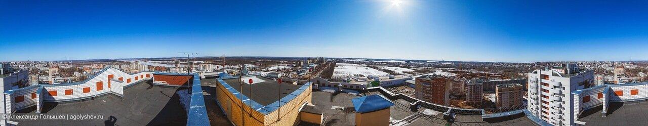 Круговая панорама Киров