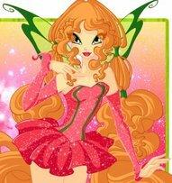 """Журнал:""""Winx My life anime!"""" +игра одеваем ангелочка!"""